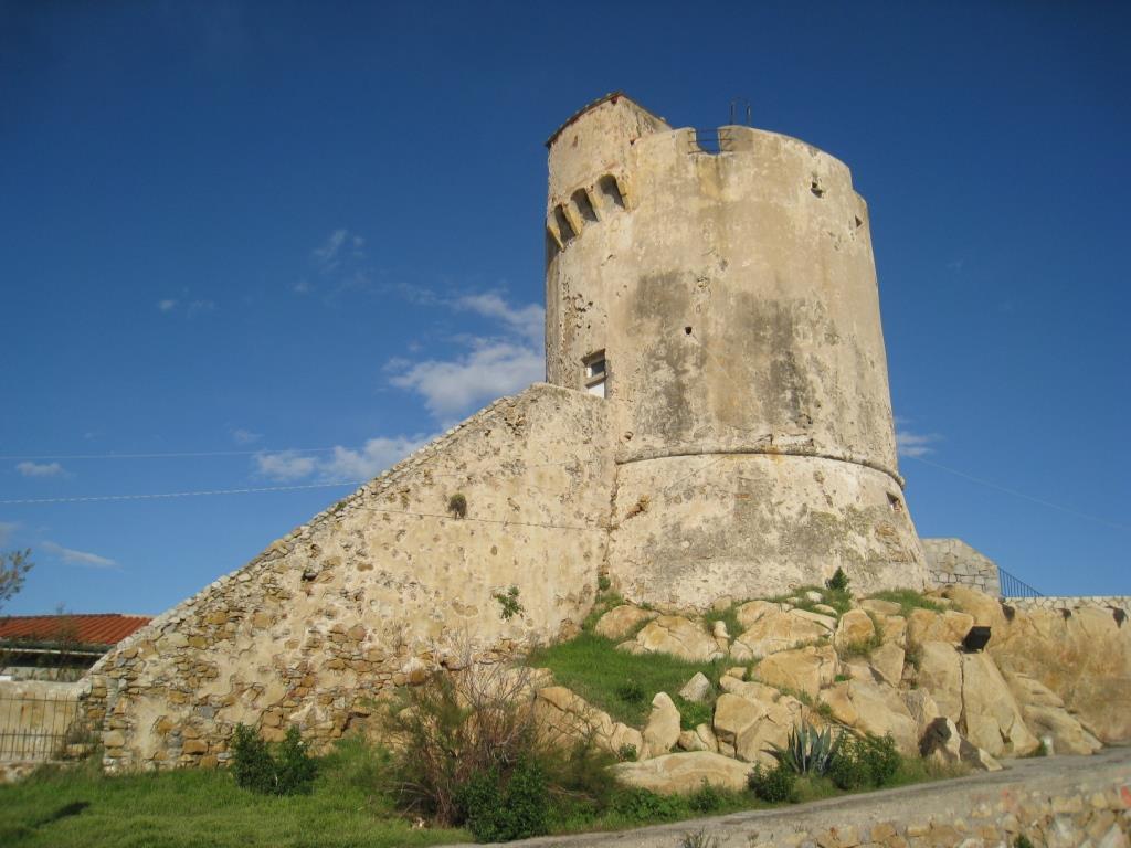 la torre di Marciana Marina